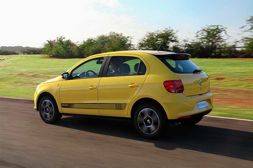 Carros roubados em 2013 no Brasil: O Gol está entre os carros mais roubados.