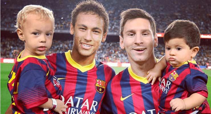 Quem você acha que paga mais no seguro auto: Neymar ou Messi?: