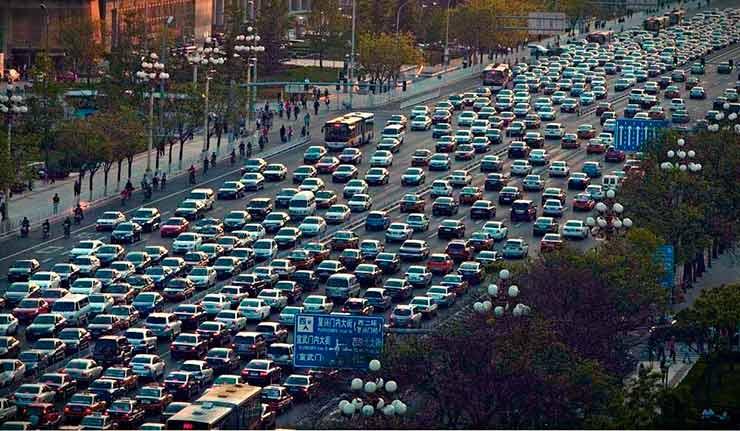 Transito China