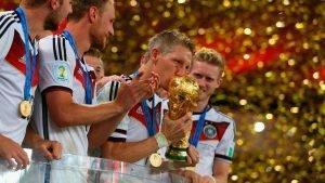 Seleção da Alemanha na Copa 2014