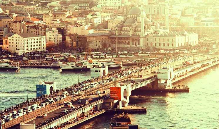 Cidades com pior trânsito: Istambul, Turquia