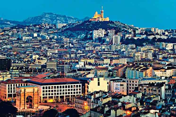 Cidades com pior trânsito: Marselha, França