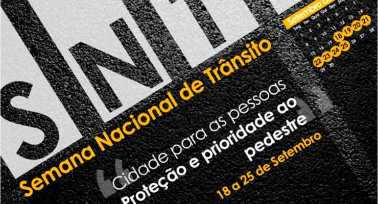 Semana Nacional Transito