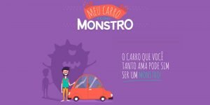Meu carro é um monstro mostra o tamanho do prejuízo do carro que você tem ou pensa em comprar