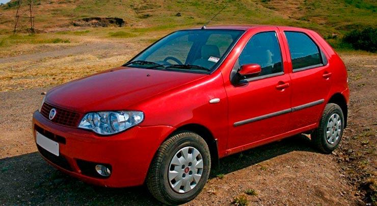 preço de seguro dos carros mais vendidos em 2014 - Fiat Palio é um deles