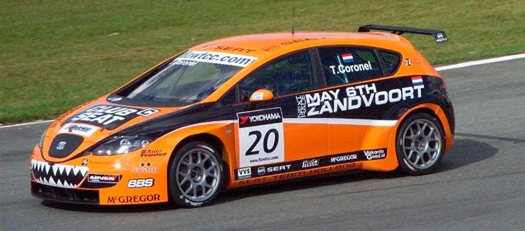 Principais competições de automobilismo - WTCC