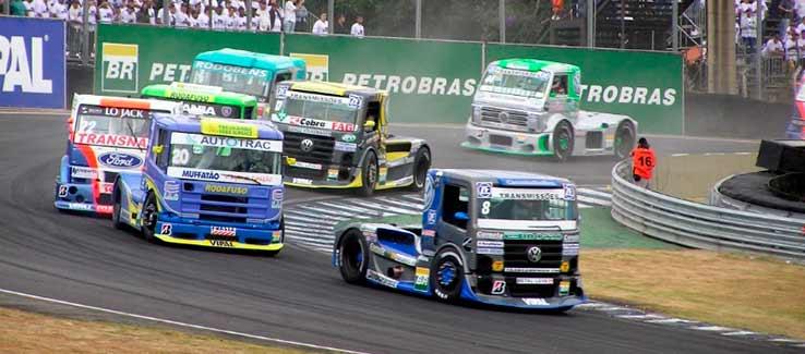 Principais competições de automobilismo - Fórmula Truck