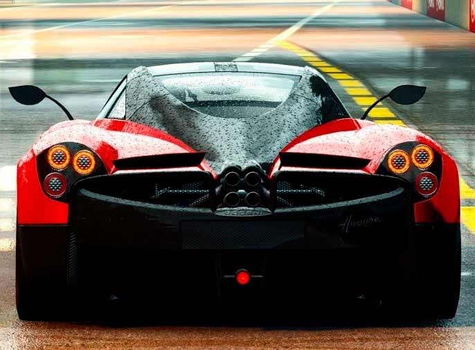 Acredite ou não, mas esse é um carro do novo jogo de videogame Project CARS