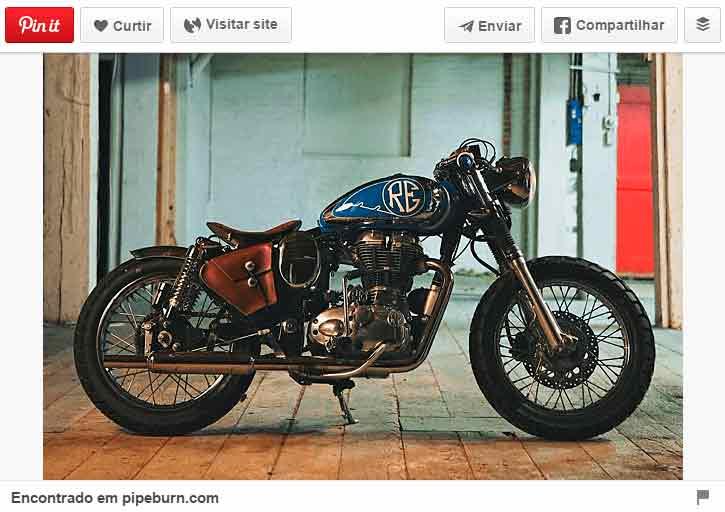 Melhores pinterests para amantes de moto: veja pins do Iconic Moto Culture