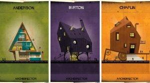 Casas inspiradas em diretores de cinema