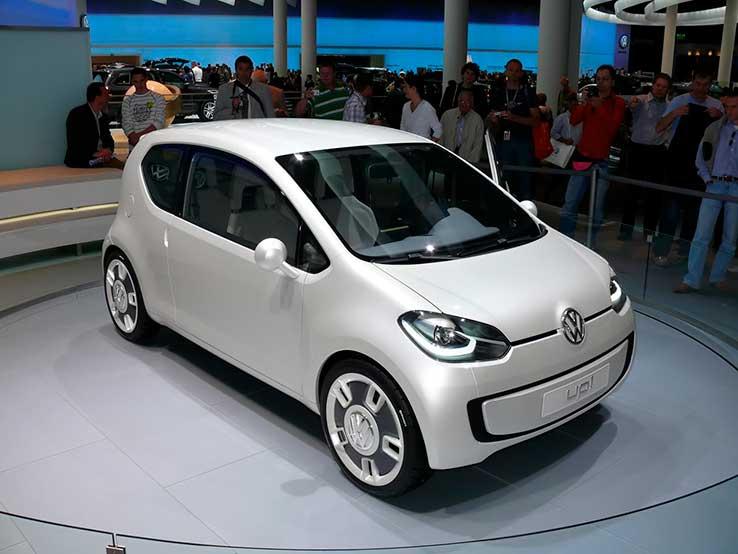 Carros baratos pra consertar - Imagem do Volkswagen Up