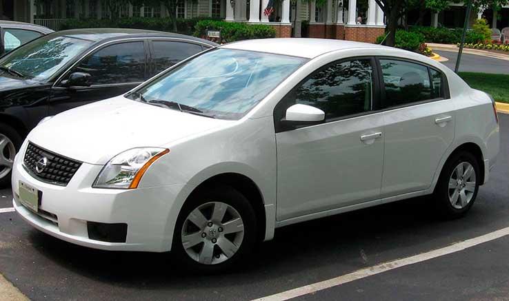 Seguro auto de carros baratos para consertar - Imagem do Novo Sentra