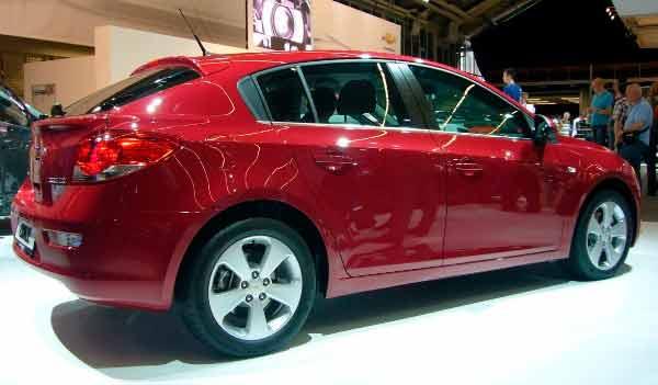 Modelos de Hatchback médio