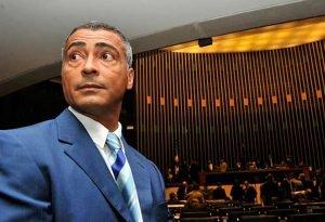 O que o Senador Romário tem a ver com seguro para atletas olimpicos?