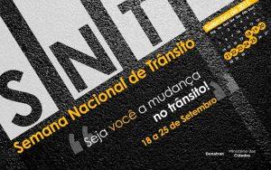 Semana Nacional do Trânsito 2015