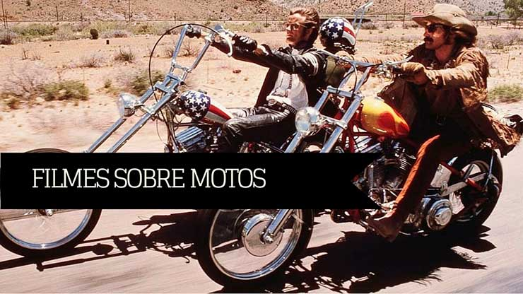 Veja uma lista com filmes de motos no blog da Bidu
