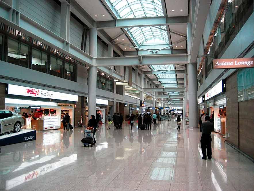 Seoul Incheon International Airport