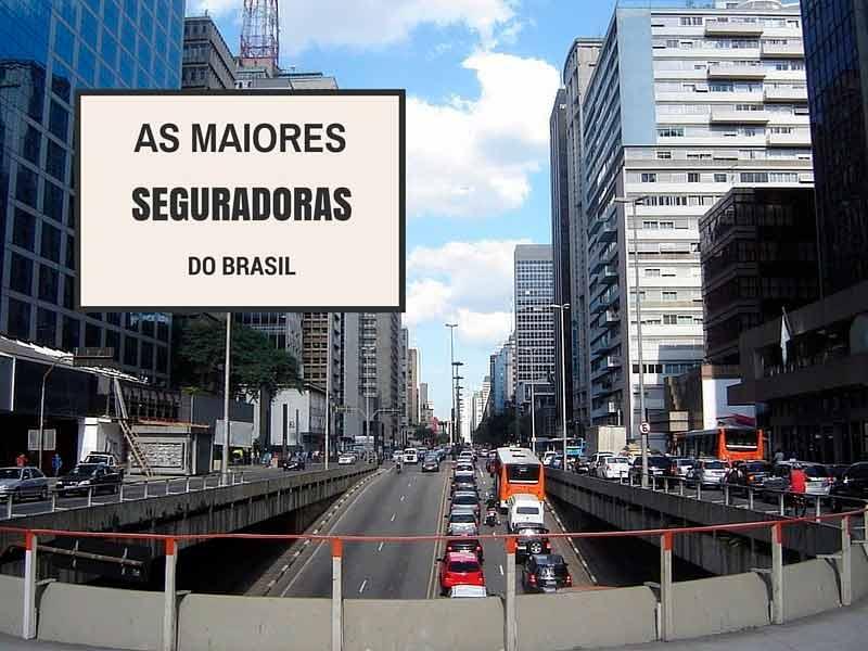 Maiores seguradoras do brasil