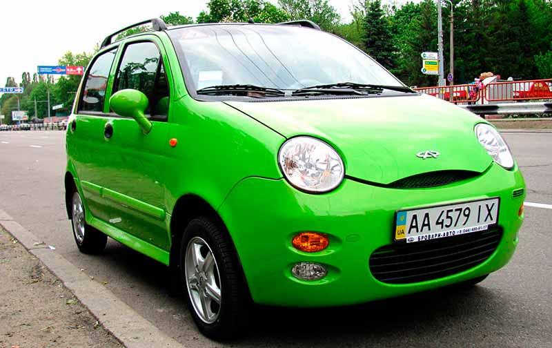 A versão sem airbags do carro chinês não recebeu nenhuma estrela nos testes realizados