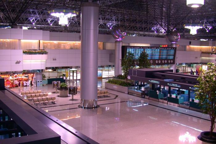 Taipei Taoyouan International Airport