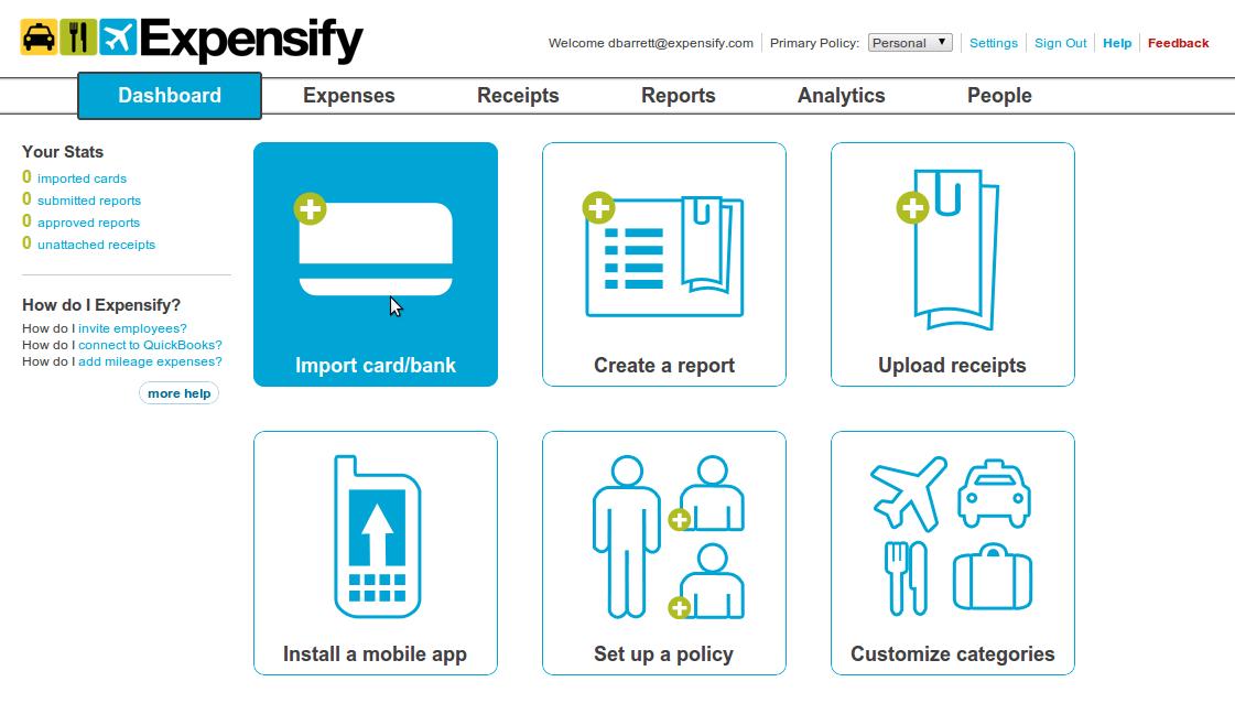 Apps para economizar dinheiro: saiba mais sobre o Expensify