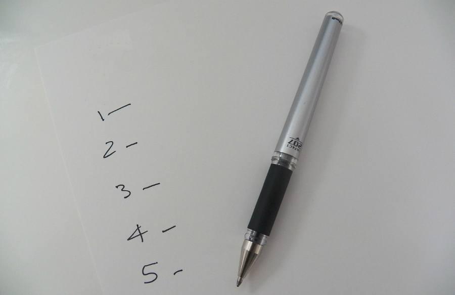 Lista do que fazer antes de viajar