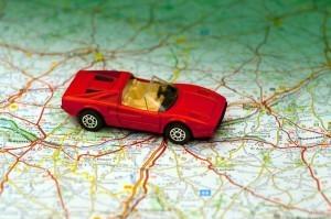Encontrar o veículo com o rastreador veicular, em qualquer lugar do mapa