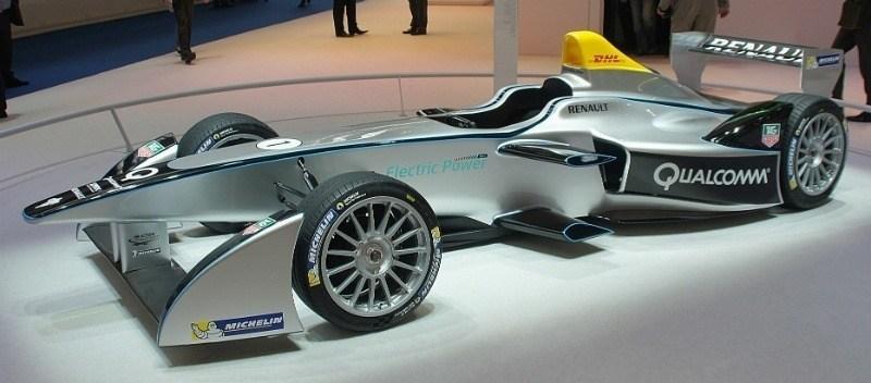 Principais competições de automobilismo - Formula E