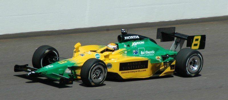 Principais competições de automobilismo - Formula Indy