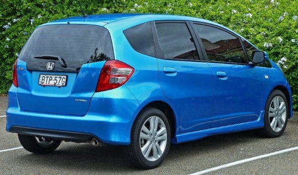 Hatchback compacto da Honda