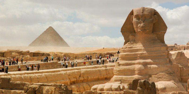 Que tal uma viagem para o Egito?