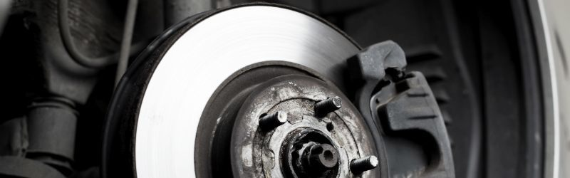 Acessórios para carro que saíram da Fórmula 1: Freio a disco
