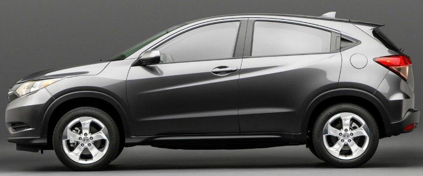 Também com cinco estrelas, o Honda HR-V é o segundo carro mais seguro do Brasil, segundo o Latin NCAP