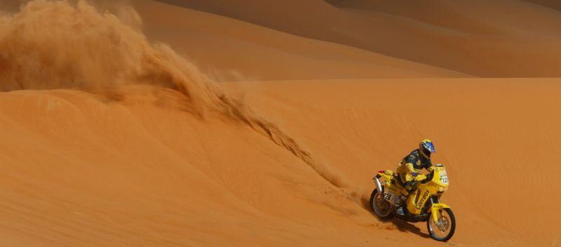Principais competições de automobilismo - Rally Dakar