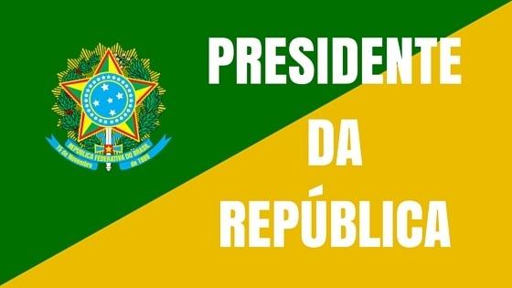 Placa - Presidente