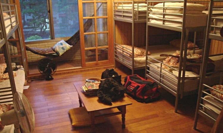 Viagem Segura: O hostel é indicado para mochileiros e pessoas que querem conhecer gente nova, criando novas experiências de convivência