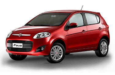 Segurança veicular: Fiat New Palio