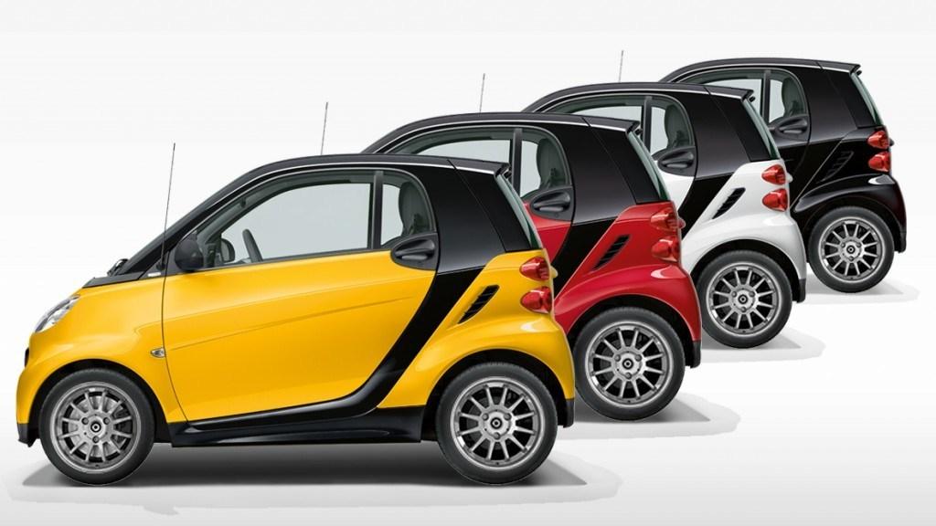 Carros mais econômicos de 2014: saiba o seguro do Smart ForTwo
