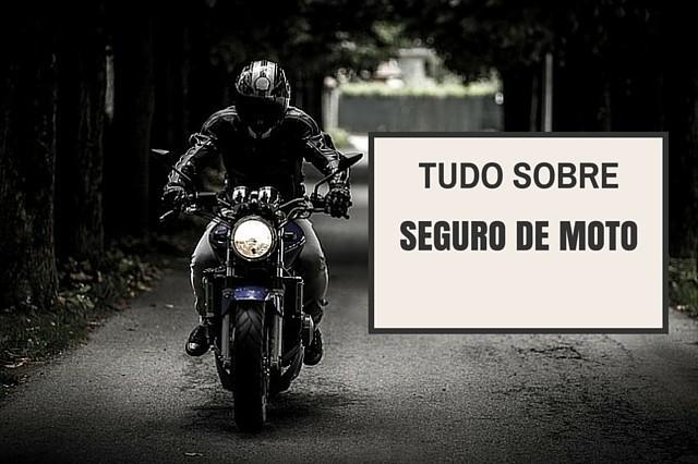 Tudo Sobre Seguro Moto