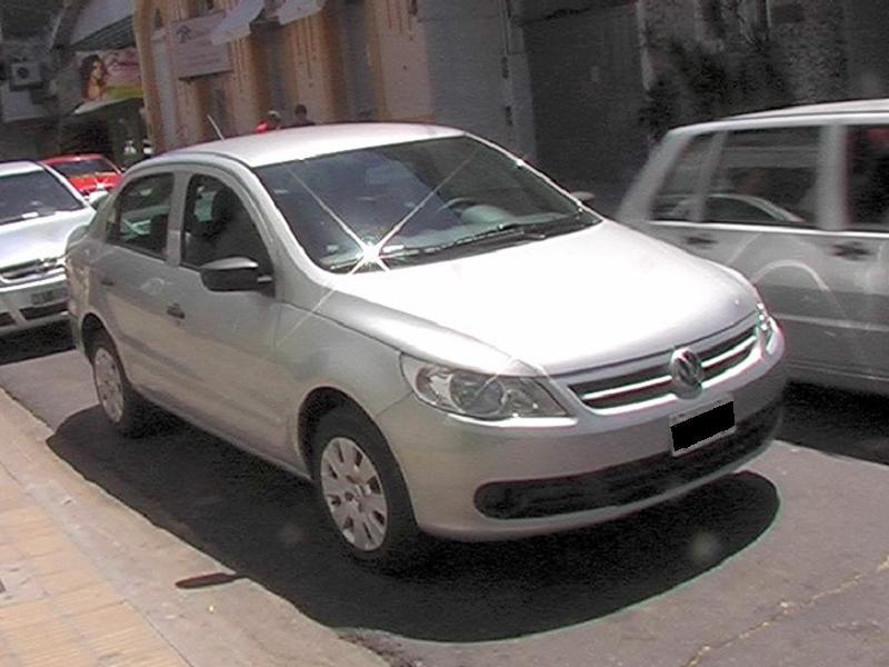 Volkswagen Voyage é o carro com maior taxa de furtos em São Paulo.