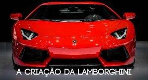 Lamborghini Vermelha