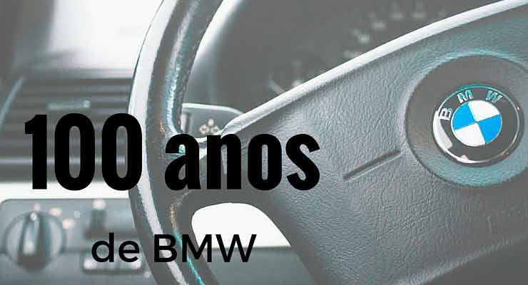 BMW 100 anos