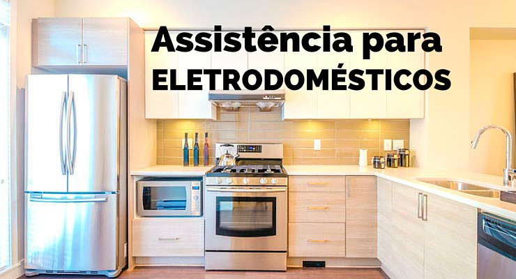 Assistência para eletrodomésticos