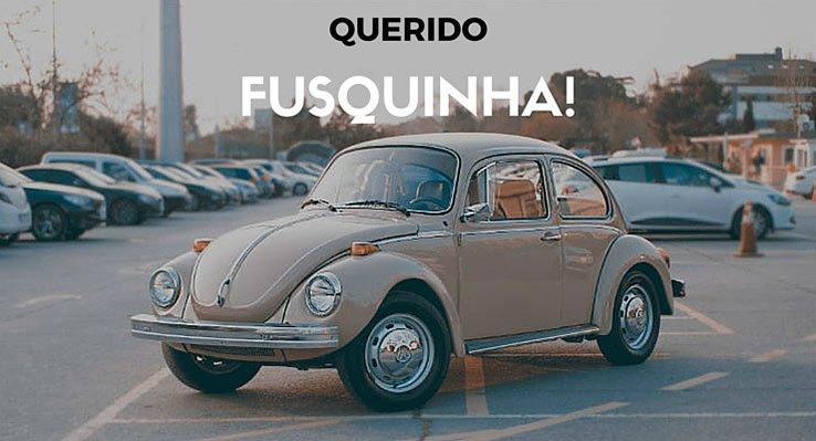 Fusca é um dos preferidos dos paulistas