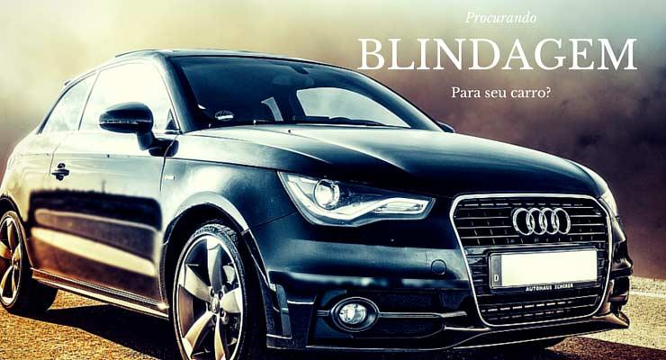 blindagem de carro e seus níveis