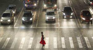 Resultado de imagem para faixa de pedestre em brasília
