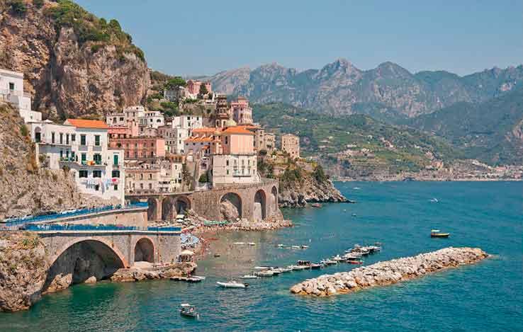 Costa Amalfitana – Itália