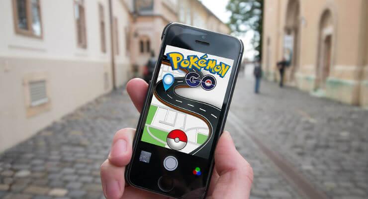 Pokemon Go: jogue com segurança