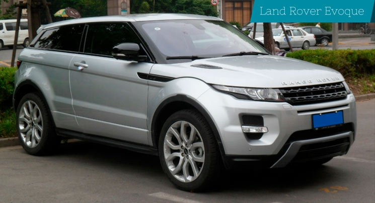 Carro Land Rover Evoque