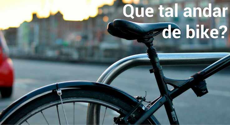 Bicicleta: cada vez mais usada na grandes cidades